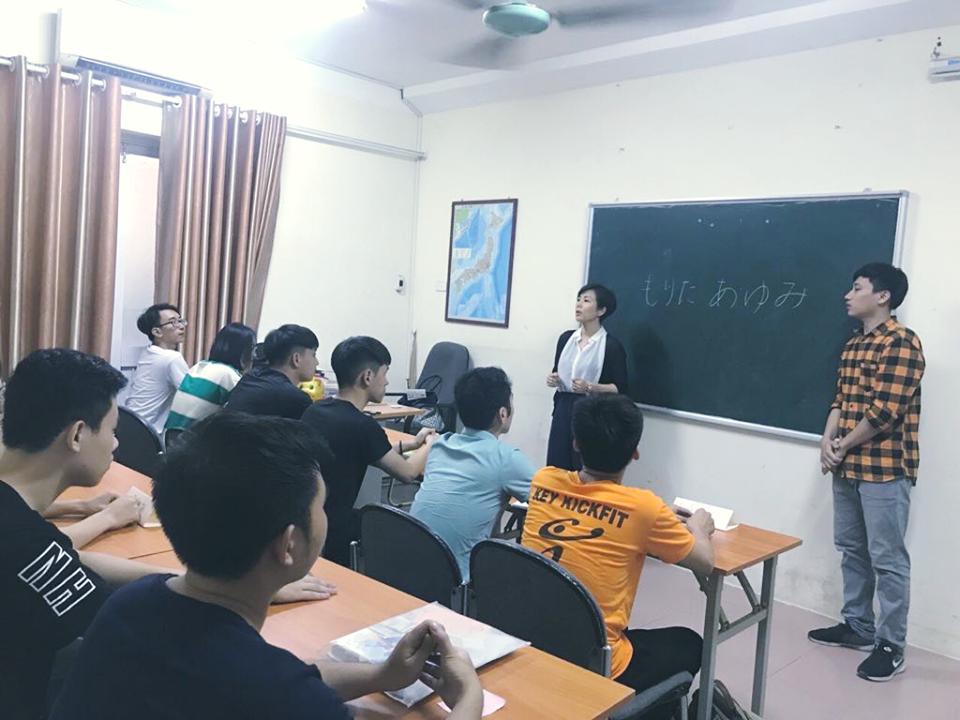 Tuyển sinh lớp đào tạo bồi dưỡng Tiếng Nhật tại Cơ sở đào tạo Vĩnh Phúc